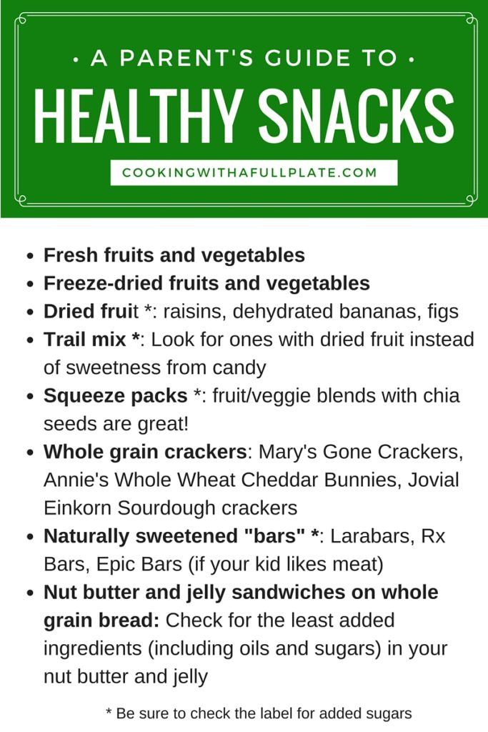 HealthySnacks