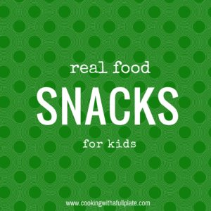 Healthy Kids' Snacks to Buy at the Store