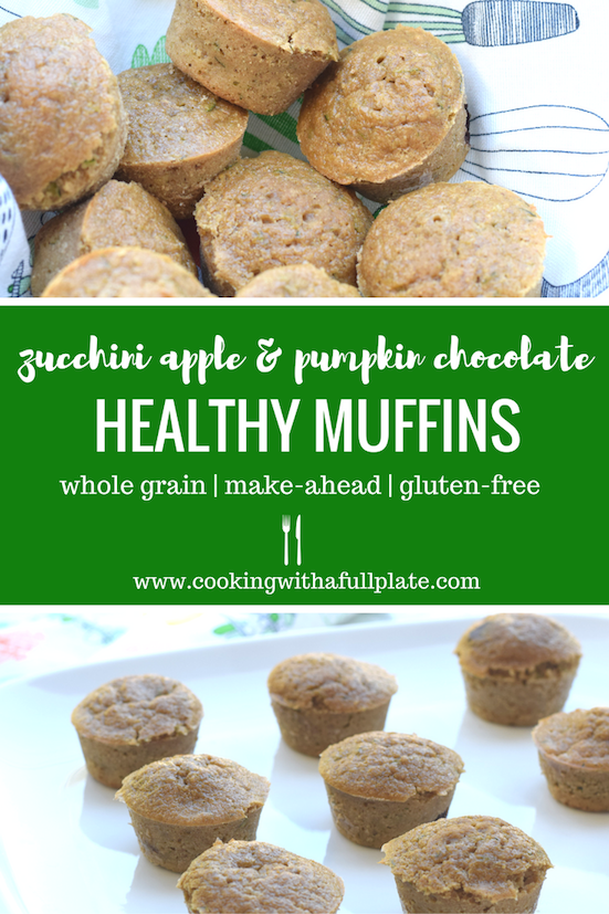 clean eating. whole grain, homemade, muffins, kid friendly, make-ahead, gluten-free