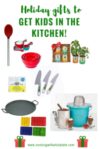 Great Gifts for Getting Kids in the Kitchen