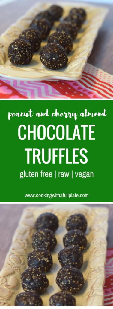 Chocolate Truffles Pin