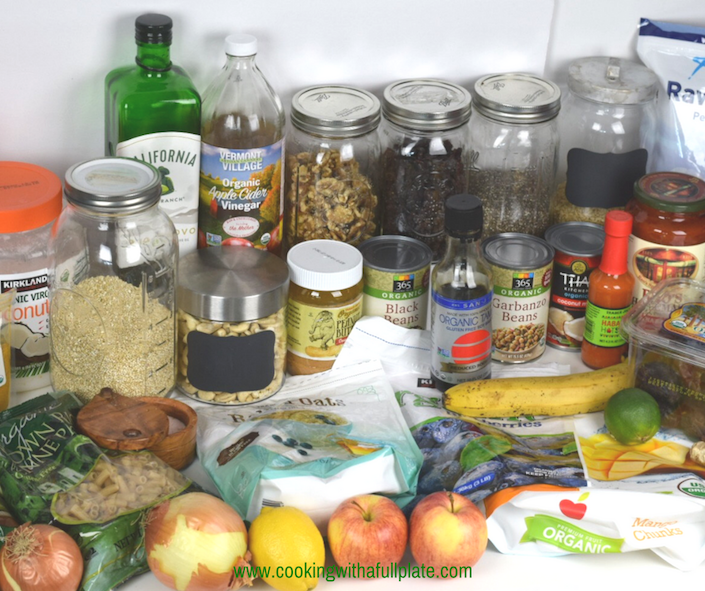 Healthy Pantry Photo