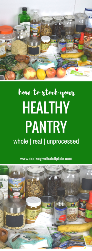 Healthy Pantry Pin