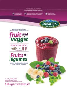 Smoothie Pack Costco